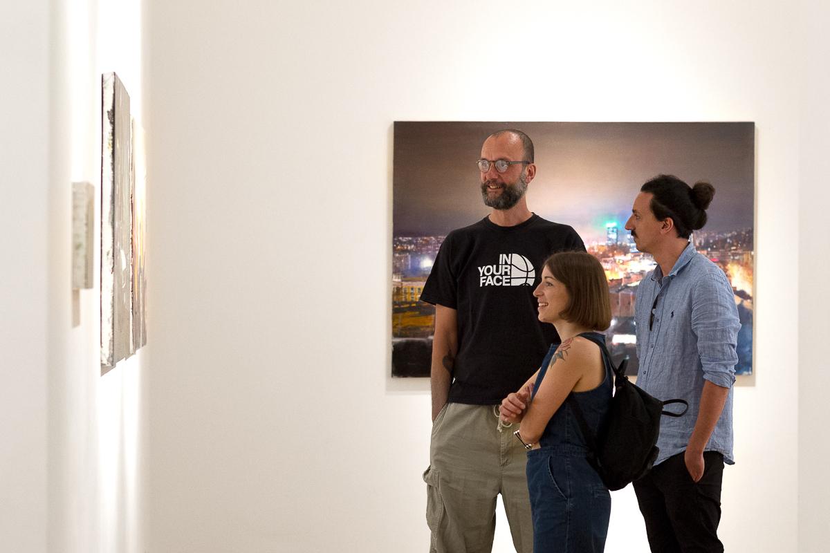 Sebas Velasco Galleria Varsi