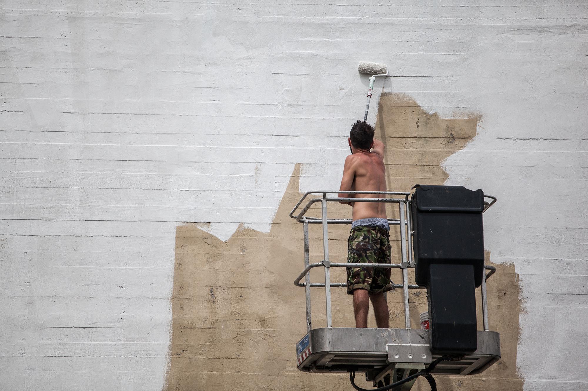 Roberto Ciredz Agliana street art