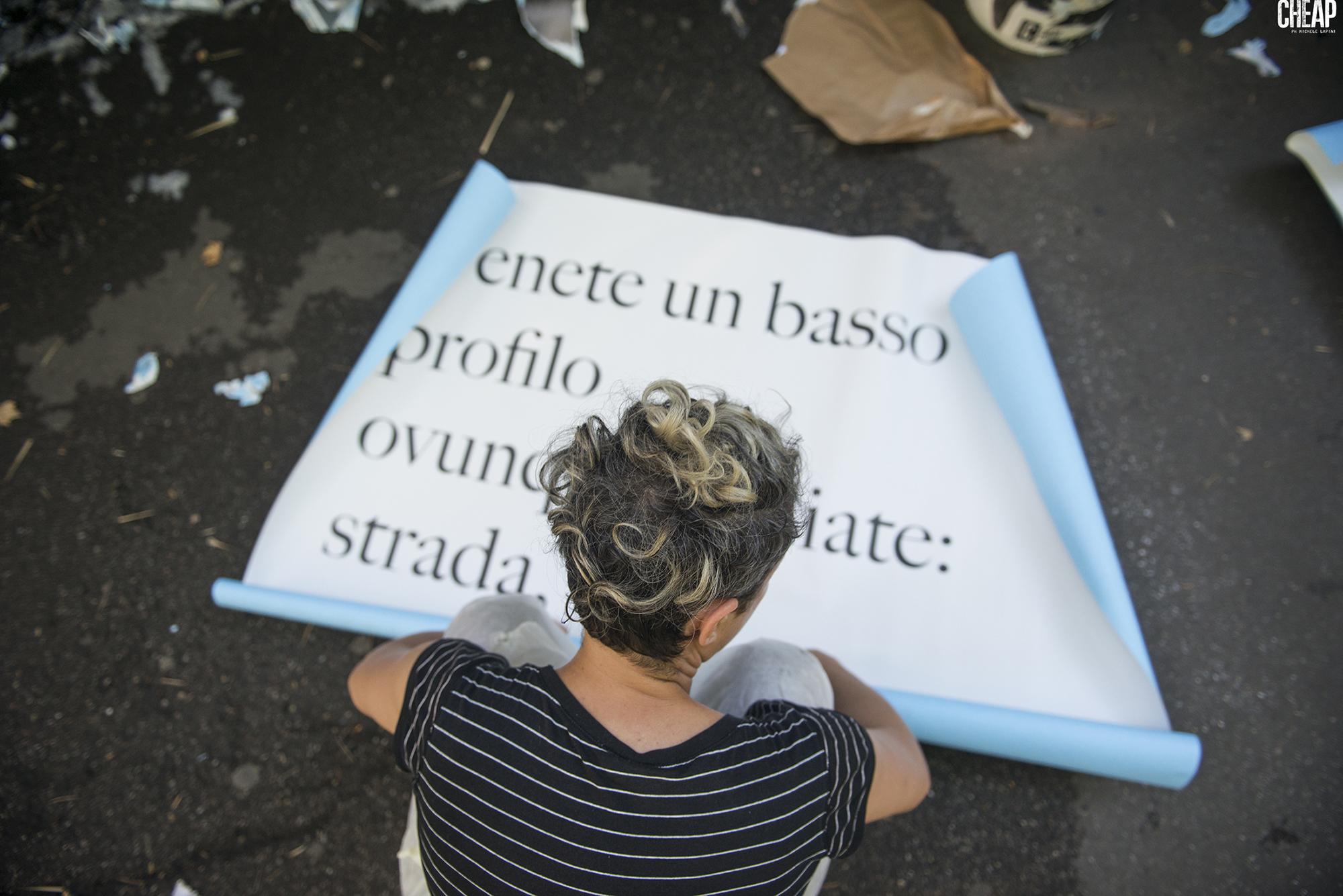 Cheap Santarcangelo Festival Via Irnerio Bologna Poster