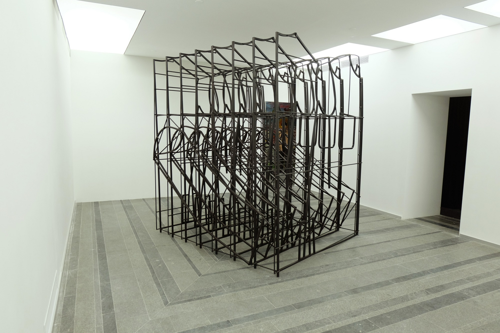 Sergii Radkevych sculpture PinchukArtCentre Kiev