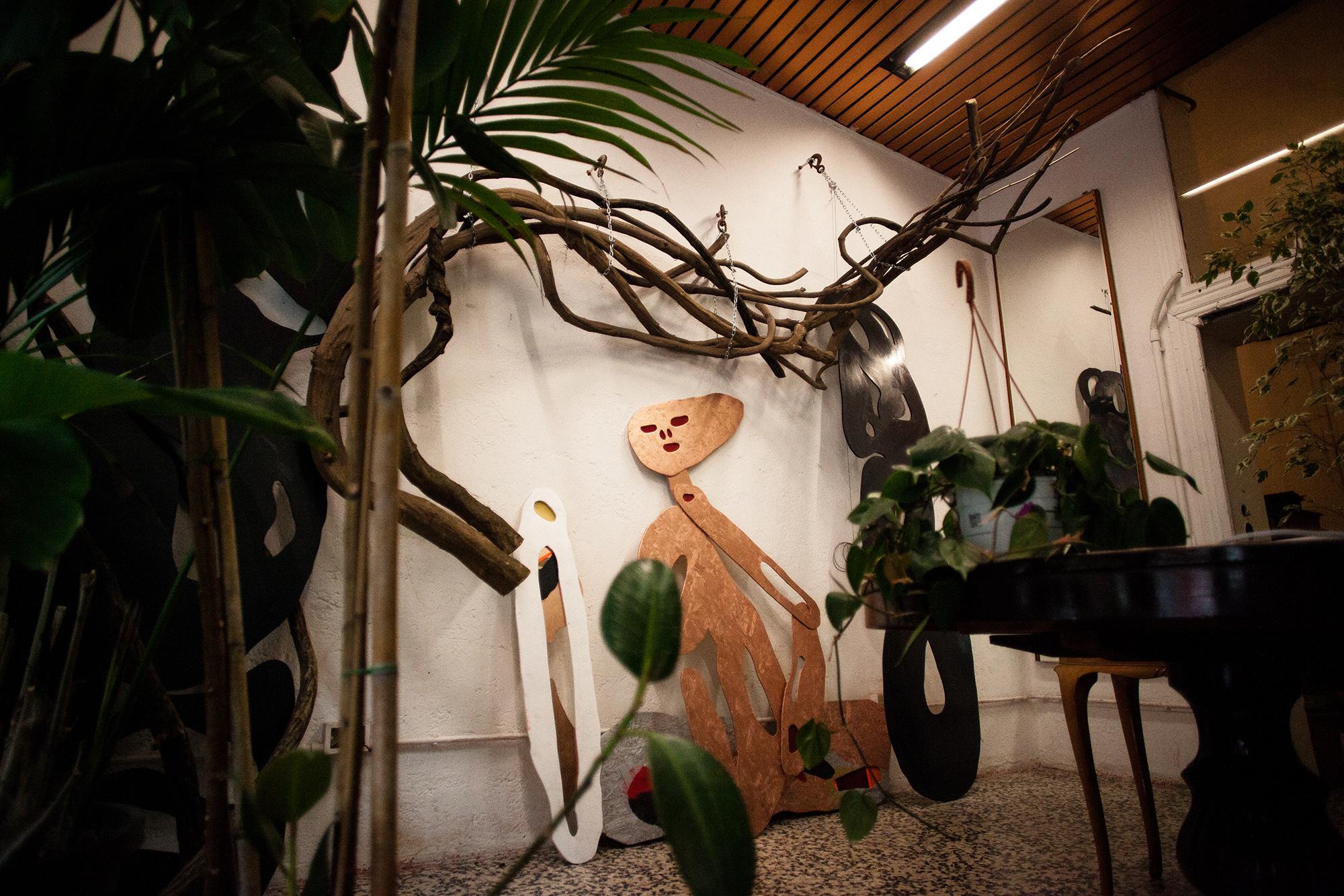 Wisteria Autogena Odd Garden Giorgio Bartocci Matteo Foschi