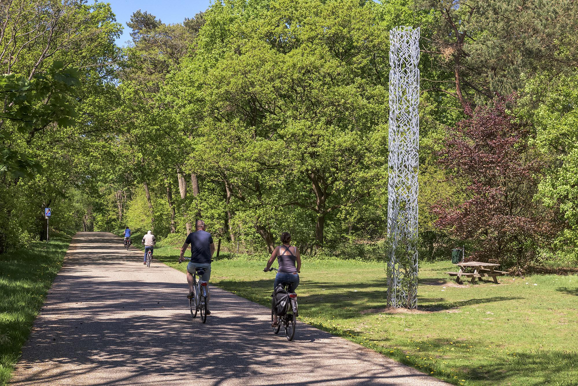 Boris Tellegen De Stijl Bicycle Route