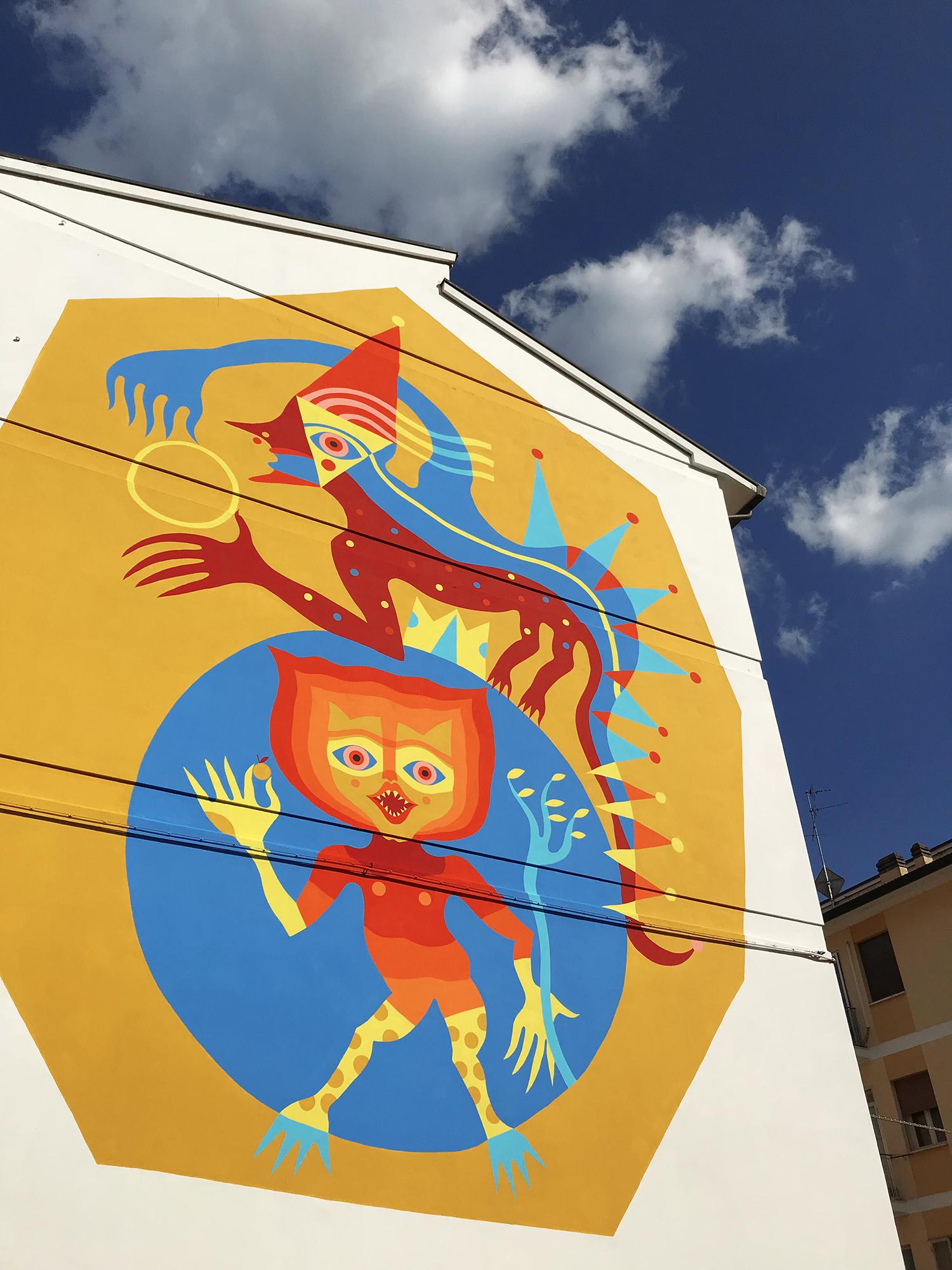 Gio Pistone Cotignola Dal Museo al Paesaggio