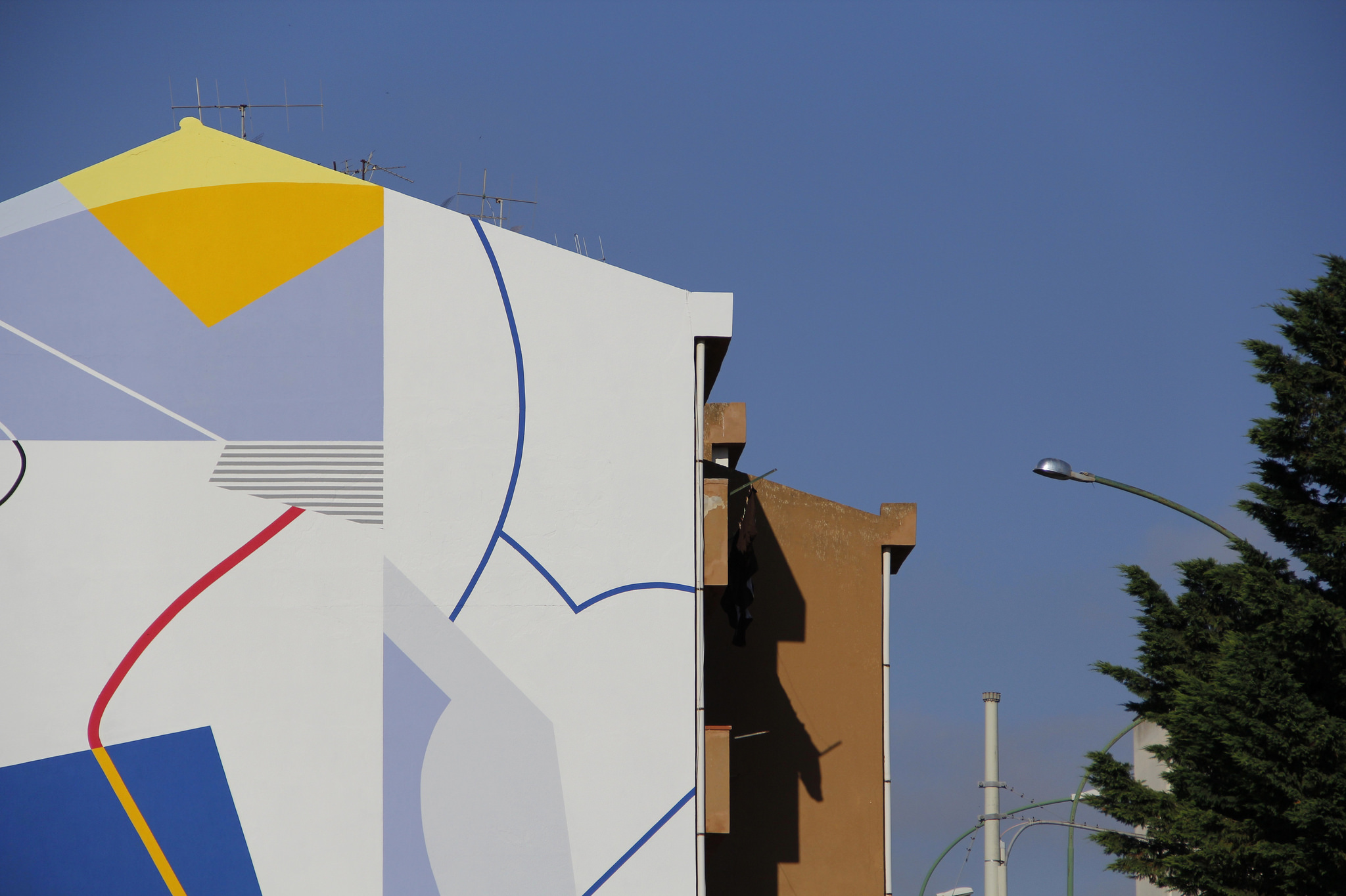 GUE murale Alcamo Sicilia Street Art