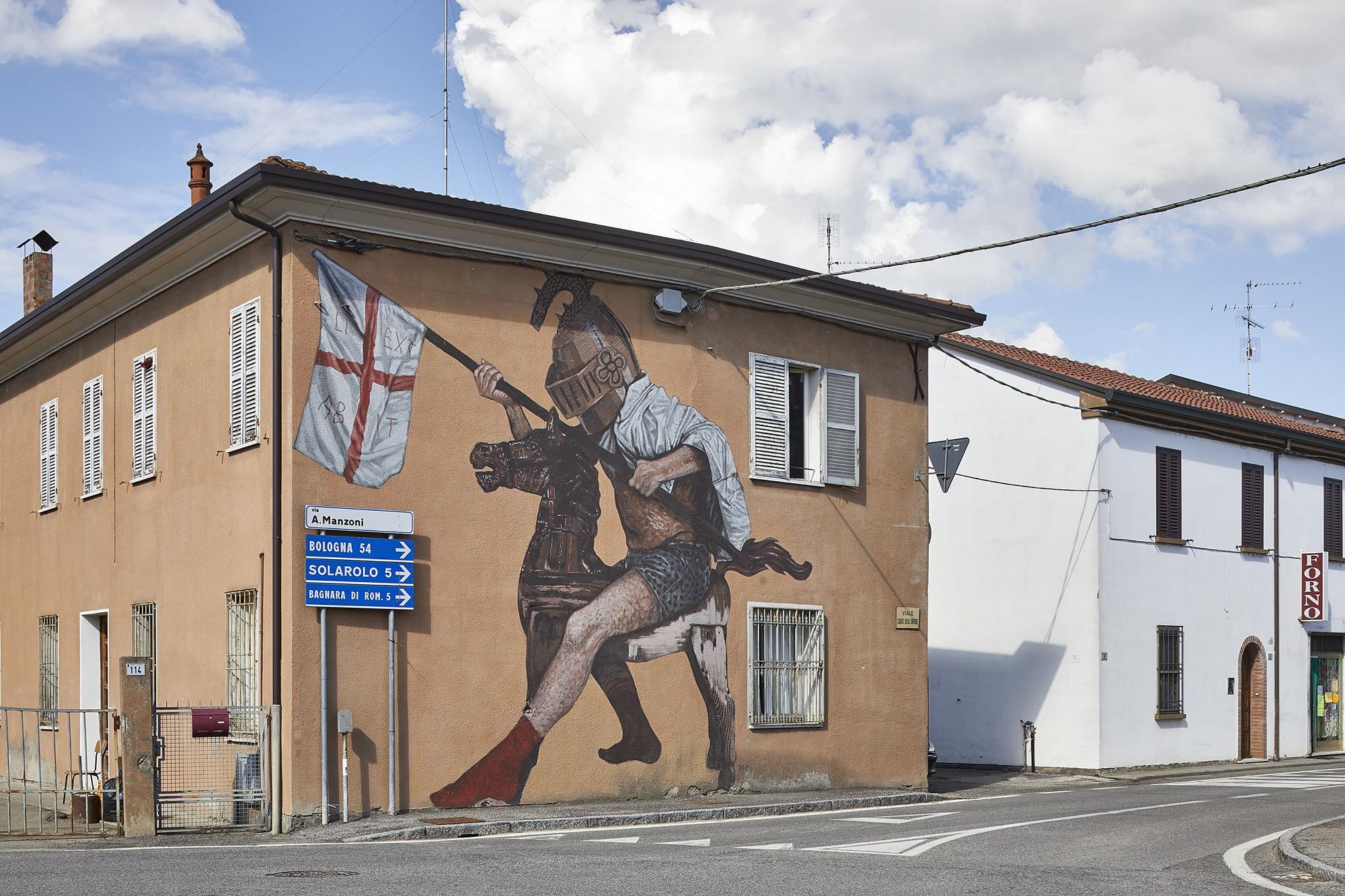 Nicola Alessandrini Barbiano di Cotignola