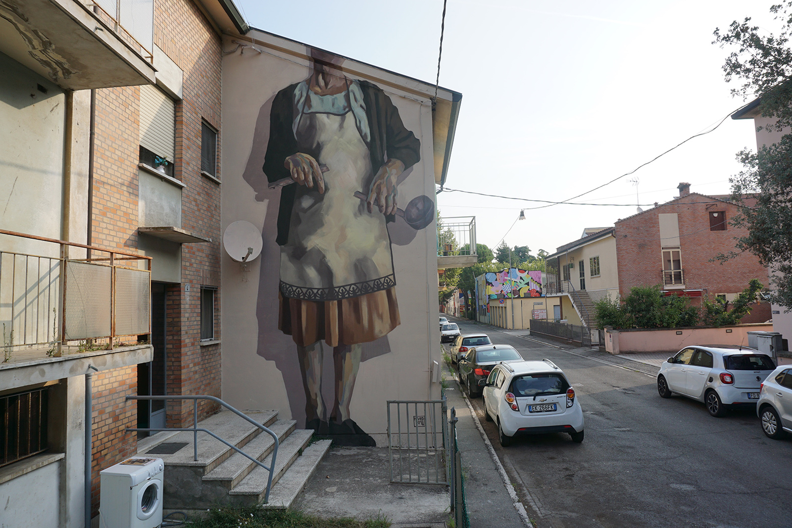 Hyuro Street Art Cotignola Dal Museo al Paesaggio