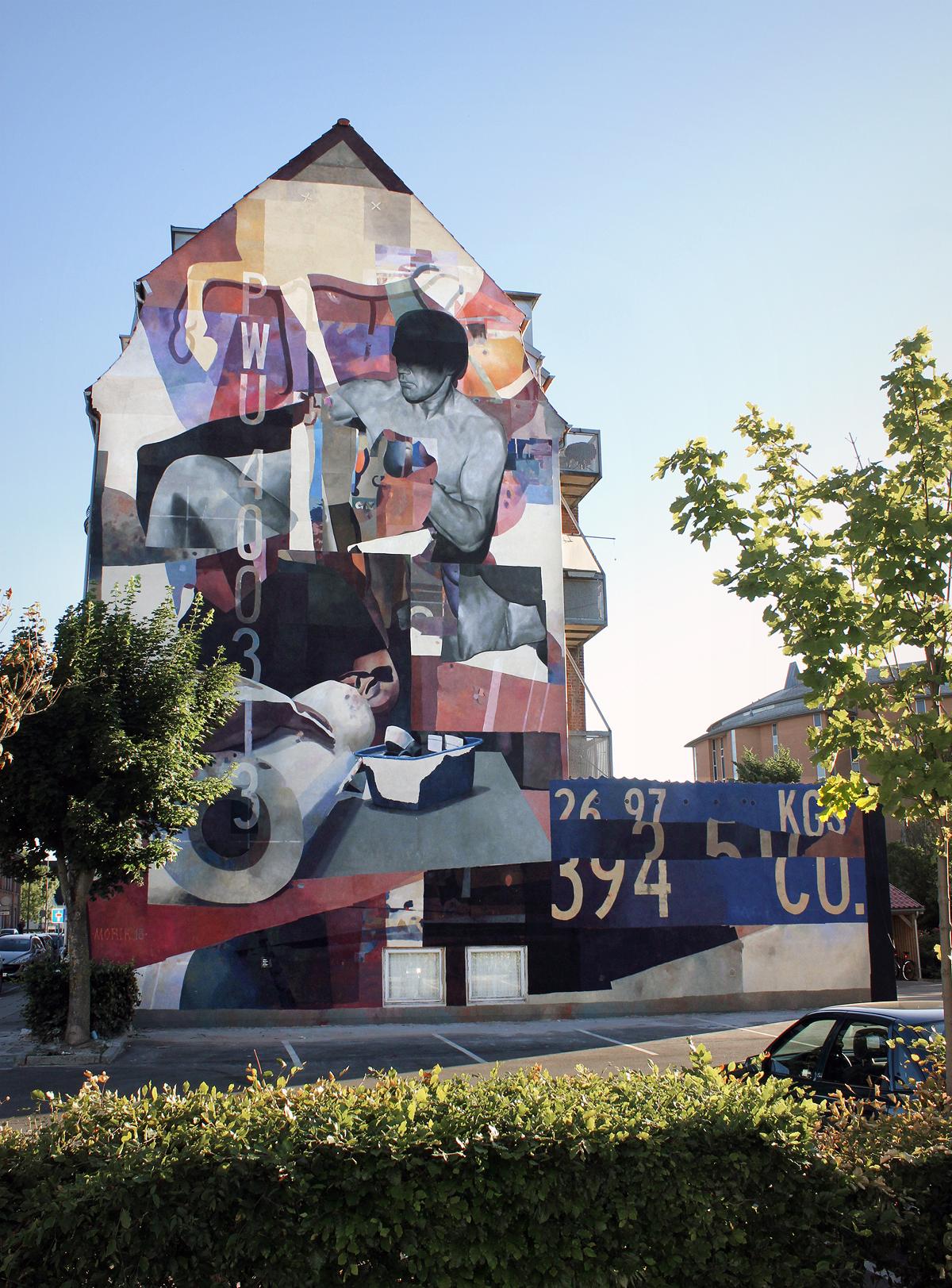 Marat Morik Street Art