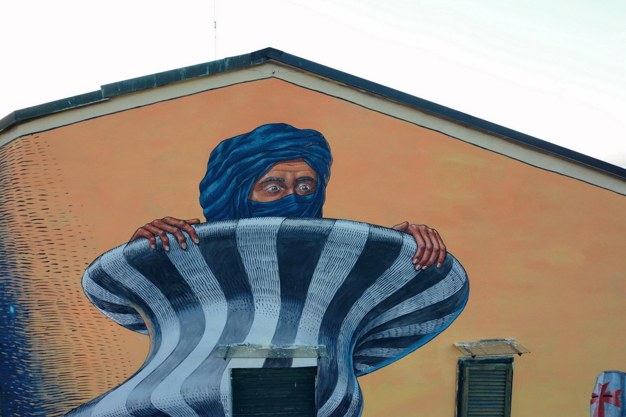 Aec Interesni kazki murale Pisa