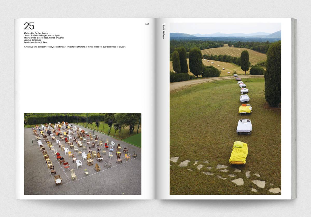 Brad Downey Book Slapstick Formalism: Process, Project, Object