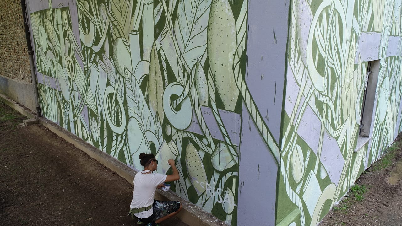 Crisa Street Art Pianura Urban Treviglio