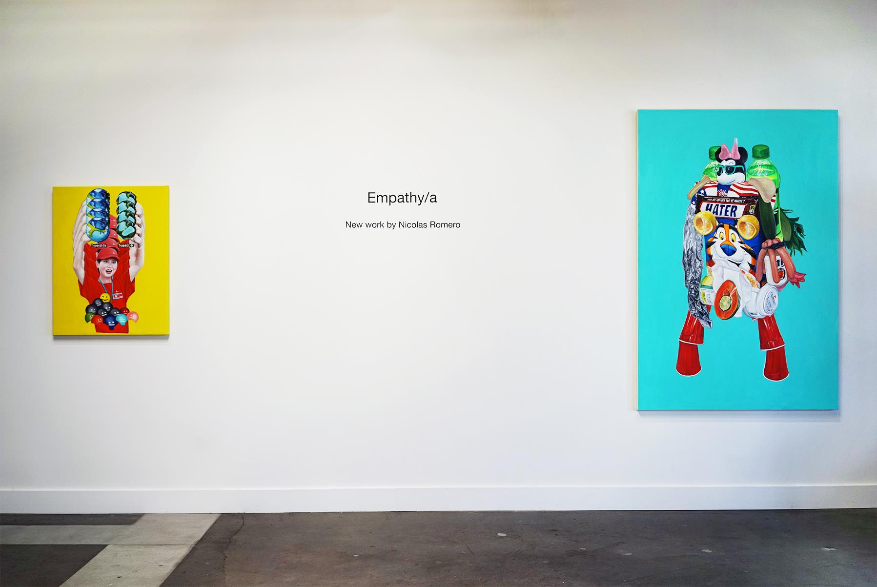 Empathy/a Nicolas Romero Ever The Diogenes Club