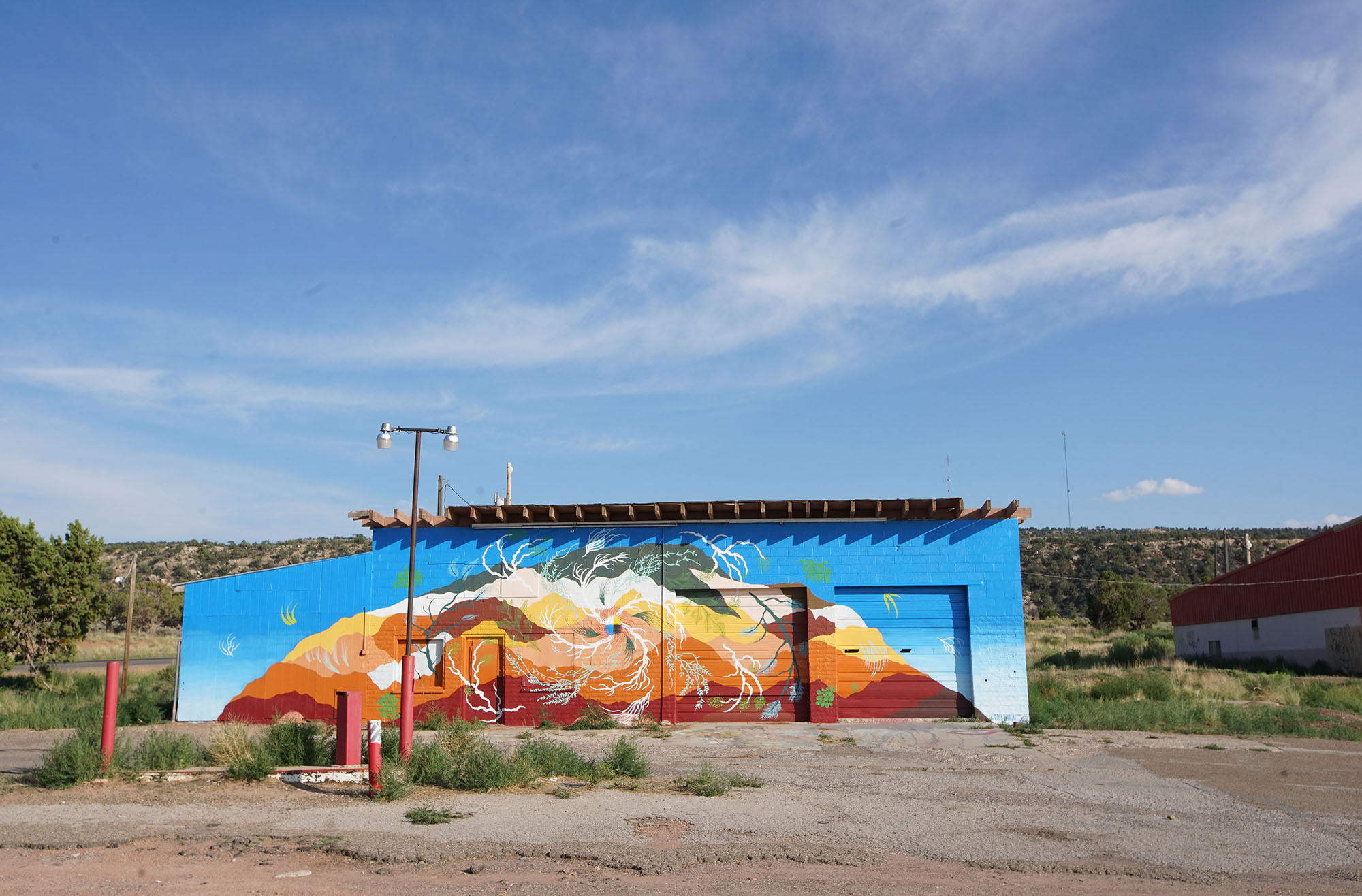 Gola Hundun The Painted Desert Project