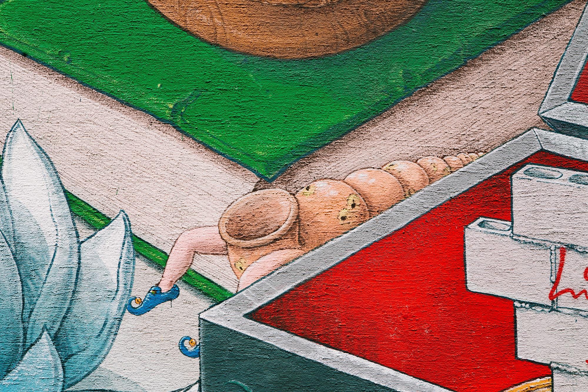Liqen Munchen Street Art Positive Propaganda