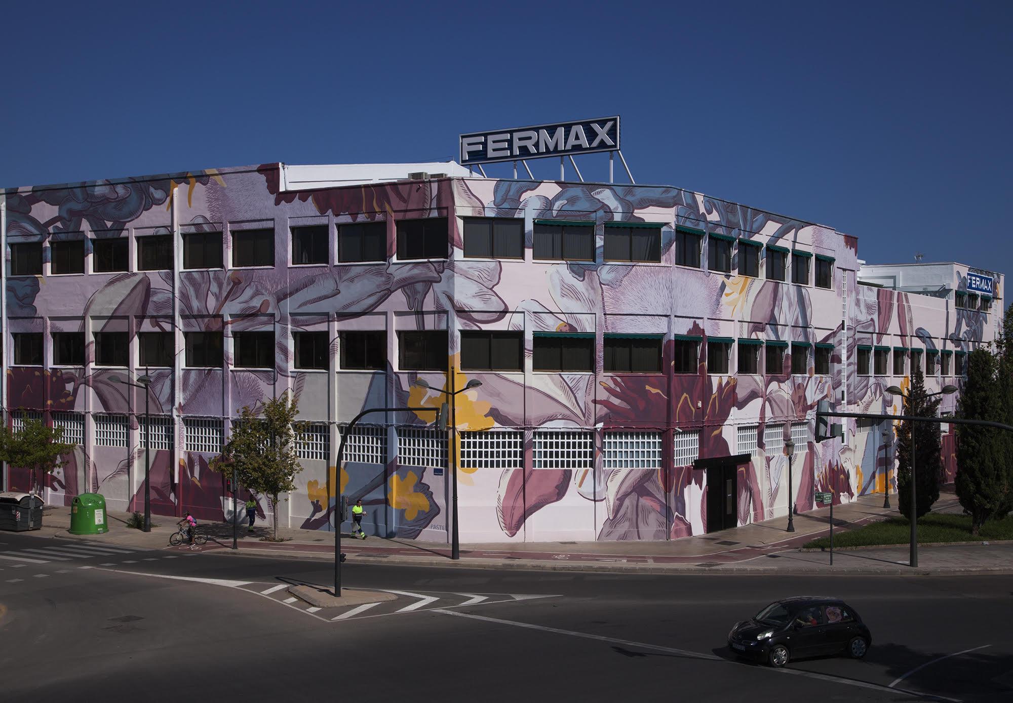 Pastel Valencia Mural Fermax