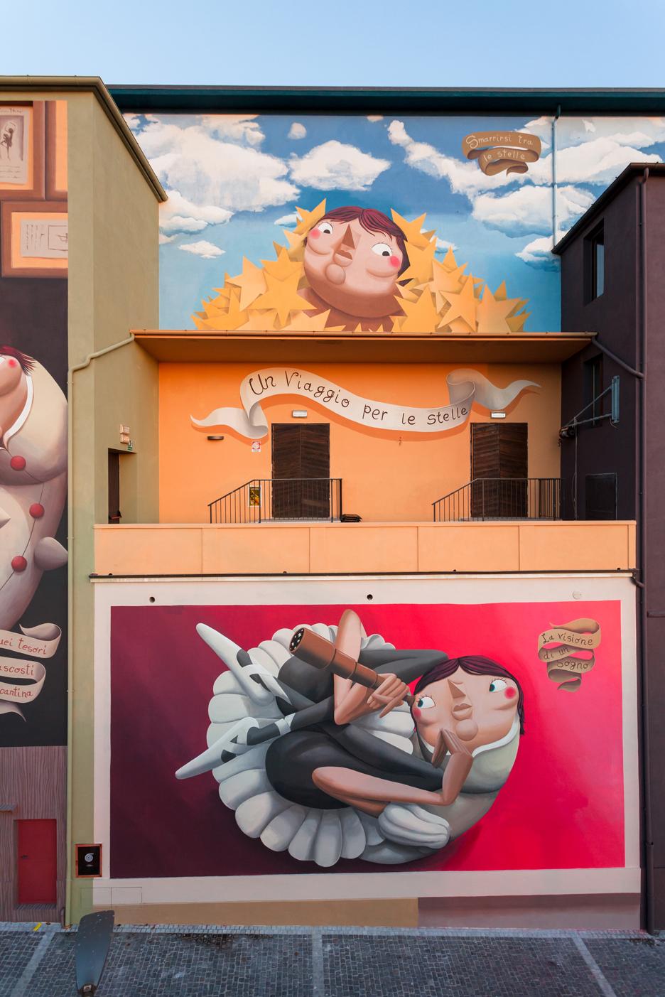 Zed1 Montegranaro Street Art