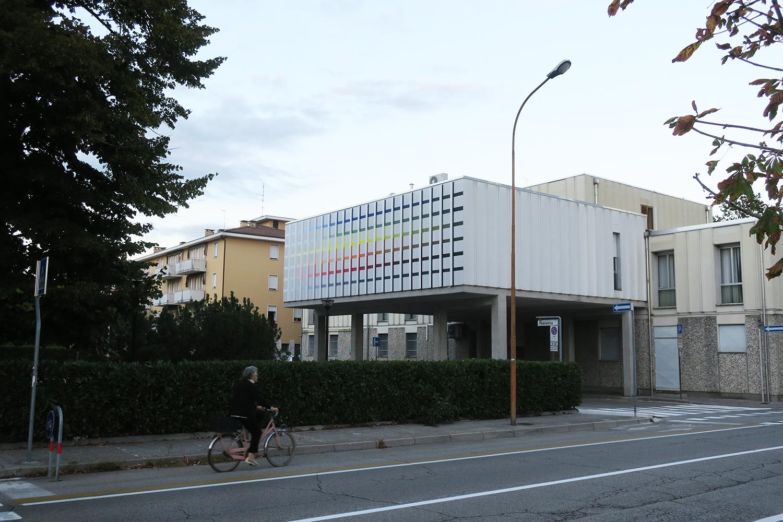 Alberonero Street Art Cité Radieuse Le Corbusier Dolo IDoLove Festival