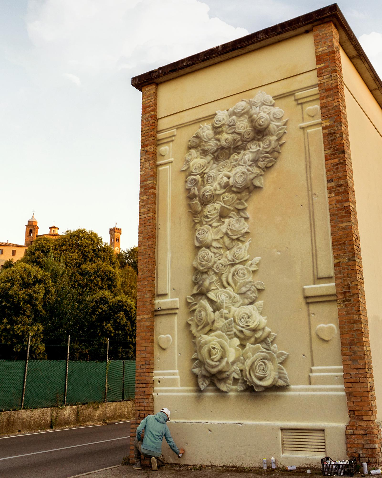 Eron Street Art Santarcangelo di Romagna