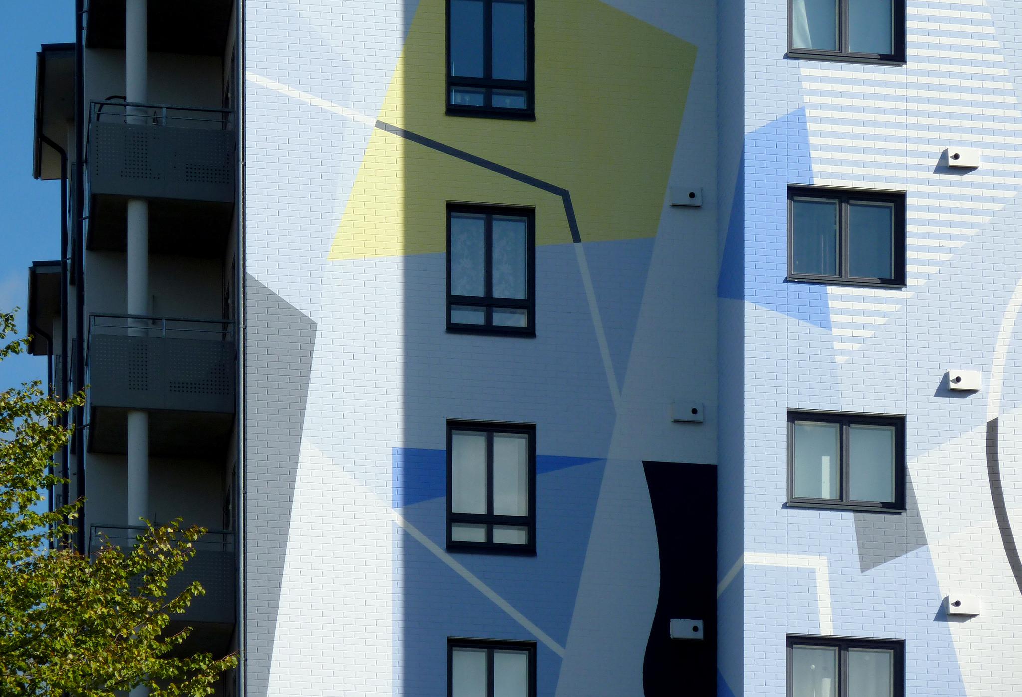 GUE Street Art Seinäjoki Finland Upeart Festival