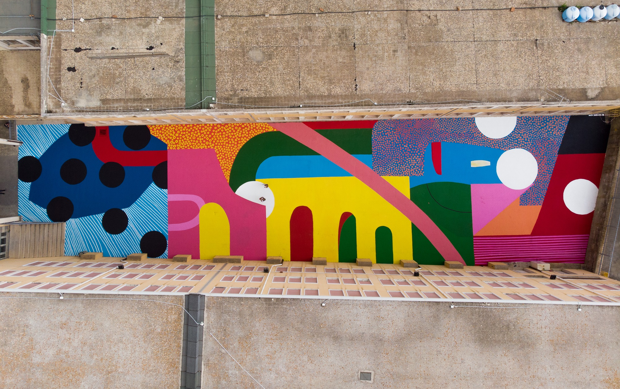 Hense Street Art Ragusa FestiWall