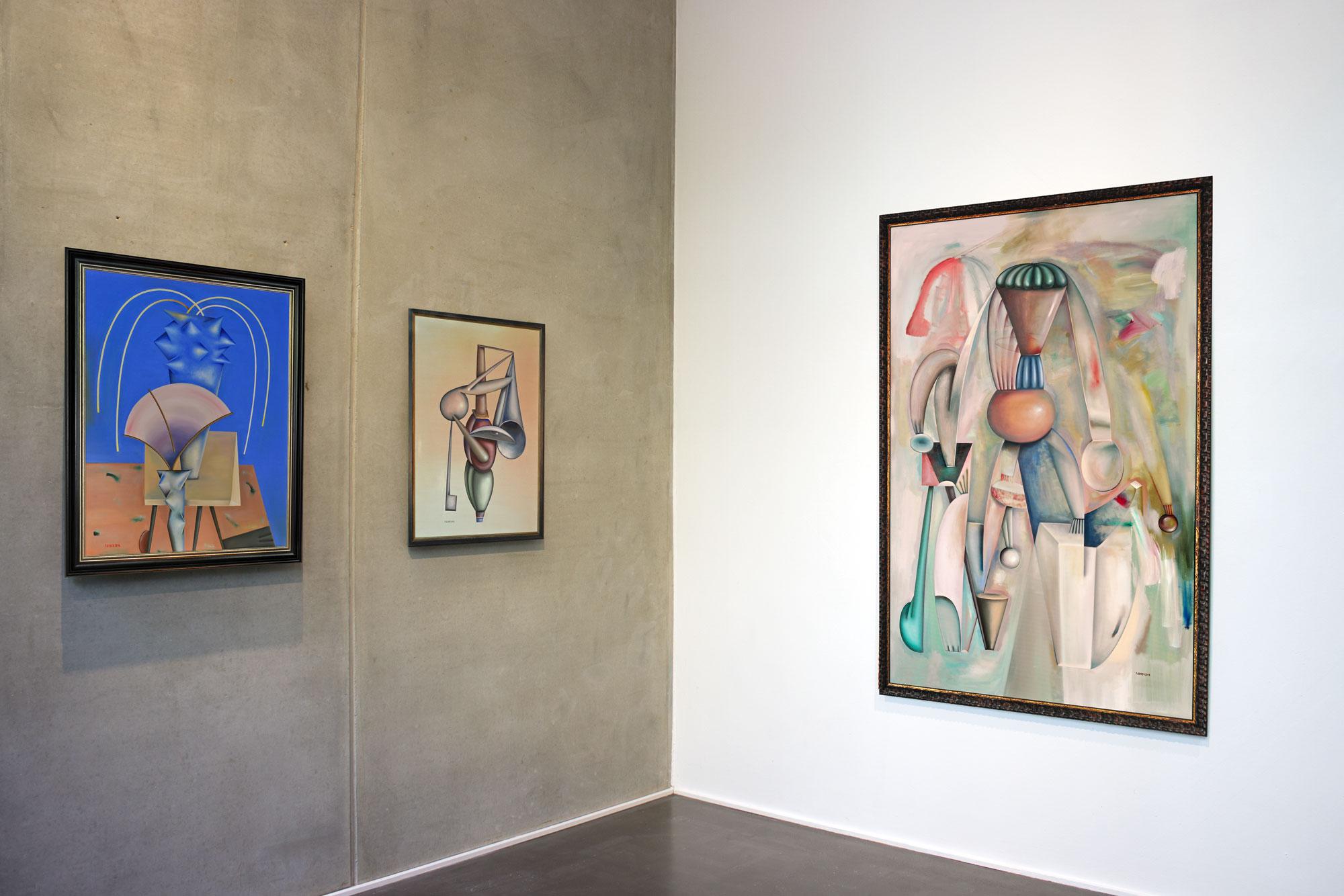 Pablo Benzo The Allure of Devotion BC Gallery