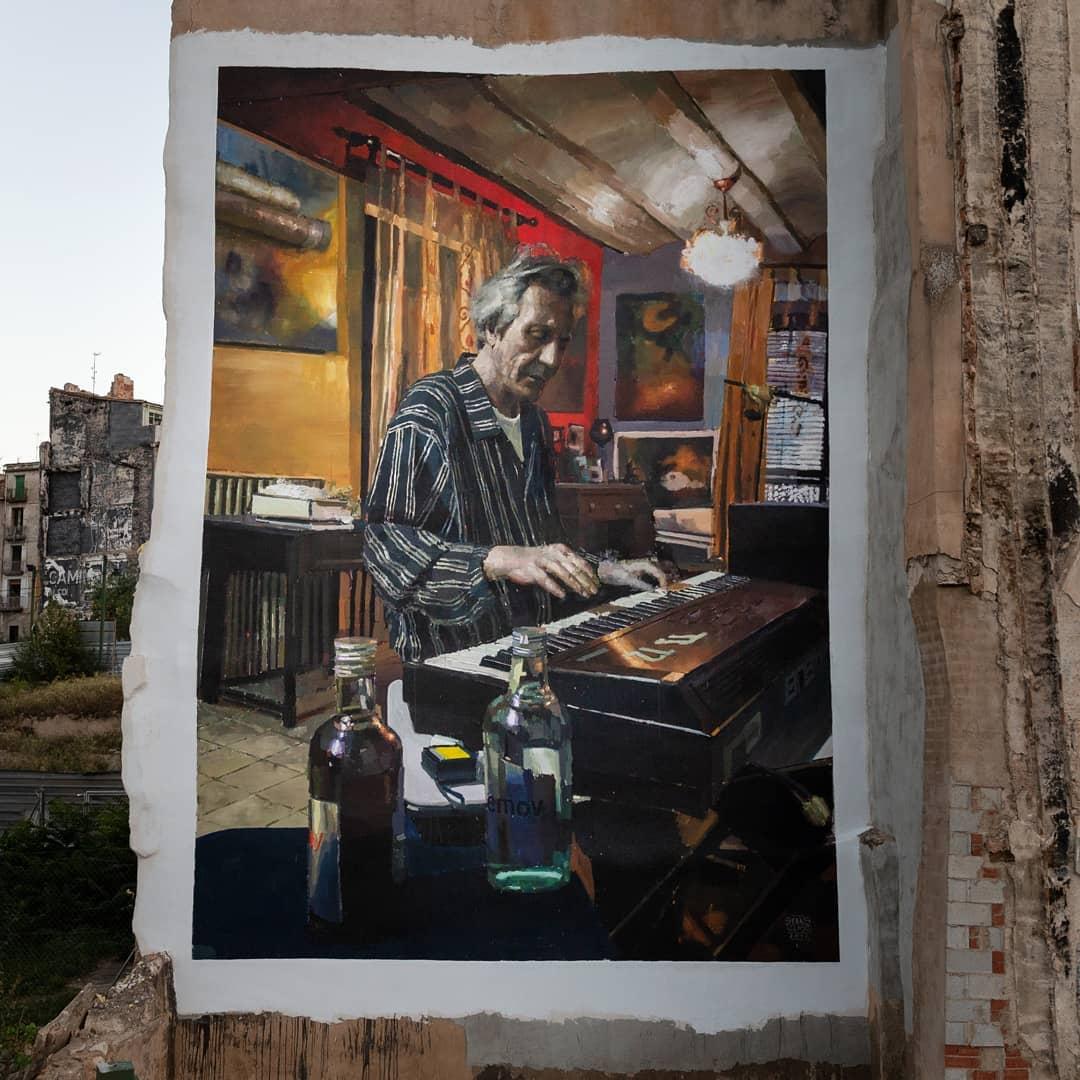 Sebas Velasco Street Art Alcoy Urban Skills