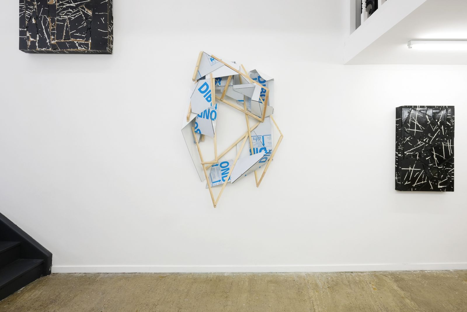 Clemens Behr Cracks in the Soft Spot Mini Galerie